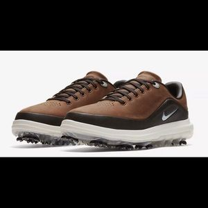 Nike Air Zoom Precision Mens Golf Shoe British Tan
